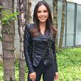 Mariana Rios contou que  gosta de escolher seus próprios looks e elegeu a peça-chave do seu guarda-roupa