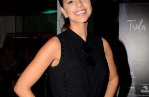 Mariana Rios não segue tendências e elege look em closet: 'Pretinho básico'
