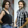Vanessa Gerbelli e Kayky Brito são vistos em clima de romance