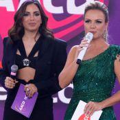 Anitta alfineta Eliana no 'Teleton':'Não falou do meu perfume para o seu bombar'
