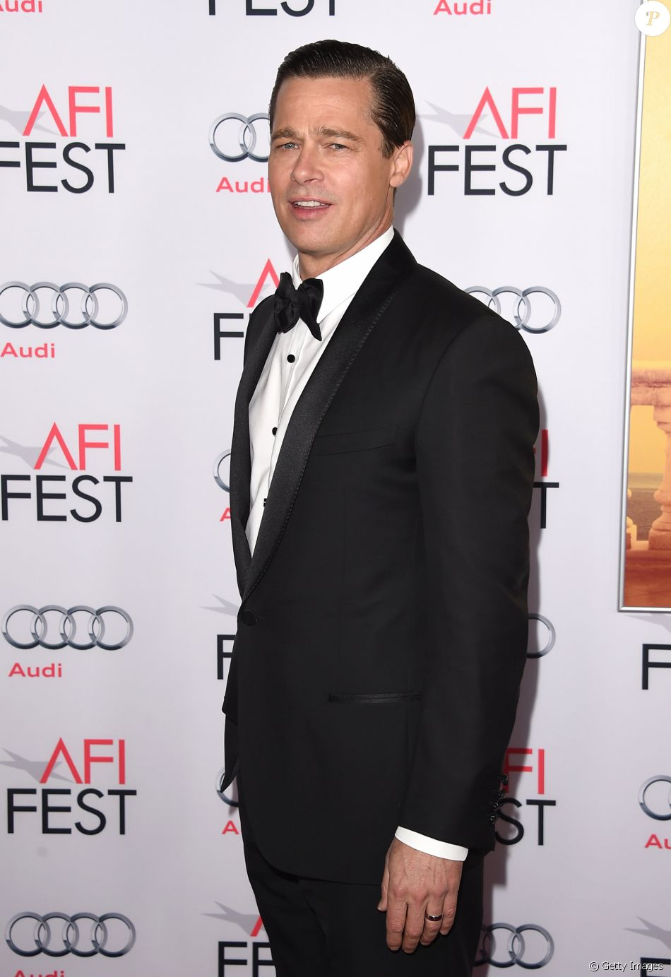 Brad Pitt cancela aparições em eventos do filme 'Aliados', em 6 de novembro de 2016