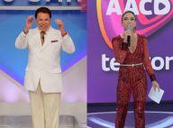 Silvio Santos e Patricia Abravanel dão show de gafes no Teleton 2016. Confira!