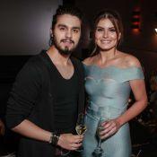 Luan Santana elogia Camila Queiroz ao lançar DVD '1977': 'Adorei essa timidez'
