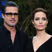 Angelina Jolie fica com guarda dos filhos e Brad Pitt fará visitas terapêuticas