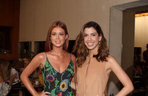 Marina Ruy Barbosa eclética: em menos de 3h, atriz usa 2 looks diferentes. Fotos