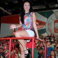 Paloma Bernardi é rainha de bateria da Grande Rio no Carnaval 2017