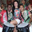 Com o  enredo 'Ivete do rio ao Rio', a Grande Rio vai homenagear a cantora Ivete Sangalono Carnaval 2017