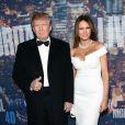 A próxima primeira-dama dos EUA, Melania Trump, e o futuro presidente, Donald Trump, se casaram em 2005