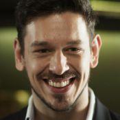 João Vicente de Castro acha difícil fazer TV: 'Nunca mais vou falar mal de ator'