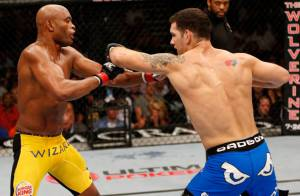 Anderson Silva perde peso para enfrentar Weidman e recebe o apoio de famosos