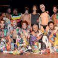 Em cartaz com o espetáculo composto por uma nova geração de atores, bailarinos e cantores, Bruno Gissoni marca os 45 anos do grupo no teatro