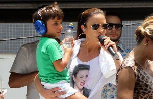 Ivete Sangalo não fala palavrão desde que o filho nasceu: 'Eliminei da vida'