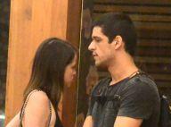 Agatha Moreira passeia com Pedro Lamin, de visual novo, após assumir namoro