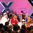 Paulo Goulart participou do programa da apresentadora Xuxa,   ao lado de Nicette Bruno, sua mulher, em 2011