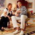 Paulo Goulart e Nicete Bruno estão juntos há quase 60 anos: 'Num Réveillon resolvemos casar no Carnaval seguinte', contou o ator em entrevista à revista 'Contigo'