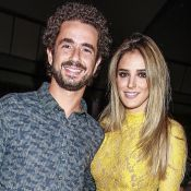 Rafa Brites celebra 5 anos de casamento com Felipe Andreoli: 'Meu crespinho!'