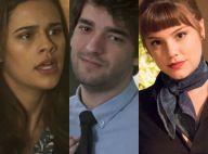 'A Lei do Amor': Aline aparece nua para Tiago e o envenena contra Isabela