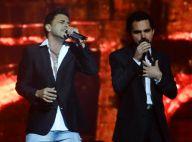 Zezé Di Camargo e Luciano voltam a não dividir camarim em show, diz jornal