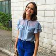 Bruna Marquezine divertiu os fãs com as máscaras do aplicativo Snapchat