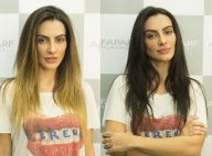 Cleo Pires se despede do visual de Tamara após fim da novela 'Haja Coração'
