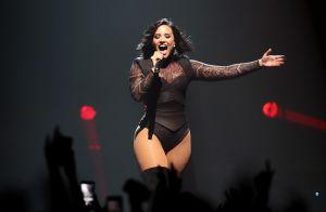 Demi Lovato posa pela 1ª vez com Luke Rockhold e leva fãs à loucura. Veja foto!
