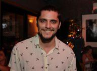 Bruno Gissoni comenta gravidez da namorada, Yanna Lavigne: 'Momento especial'