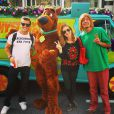 Marina Ruy Barbosa e Klebber Toledo fazem passeio romântico na Flórida