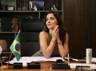 Monique Alfradique sofre assédio sexual em estreia como protagonista na TV