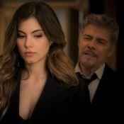 Bruna Hamú explica cena com José Mayer em 'A Lei do Amor': 'Difícil de fazer'