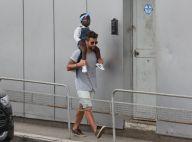 Bruno Gagliasso quer justiça após filha sofrer ataques racistas: 'Vão pagar'