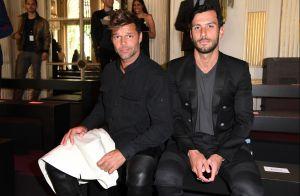 Ricky Martin e Jwan Yosef ficam noivos após um ano de namoro: 'Me ajoelhei'
