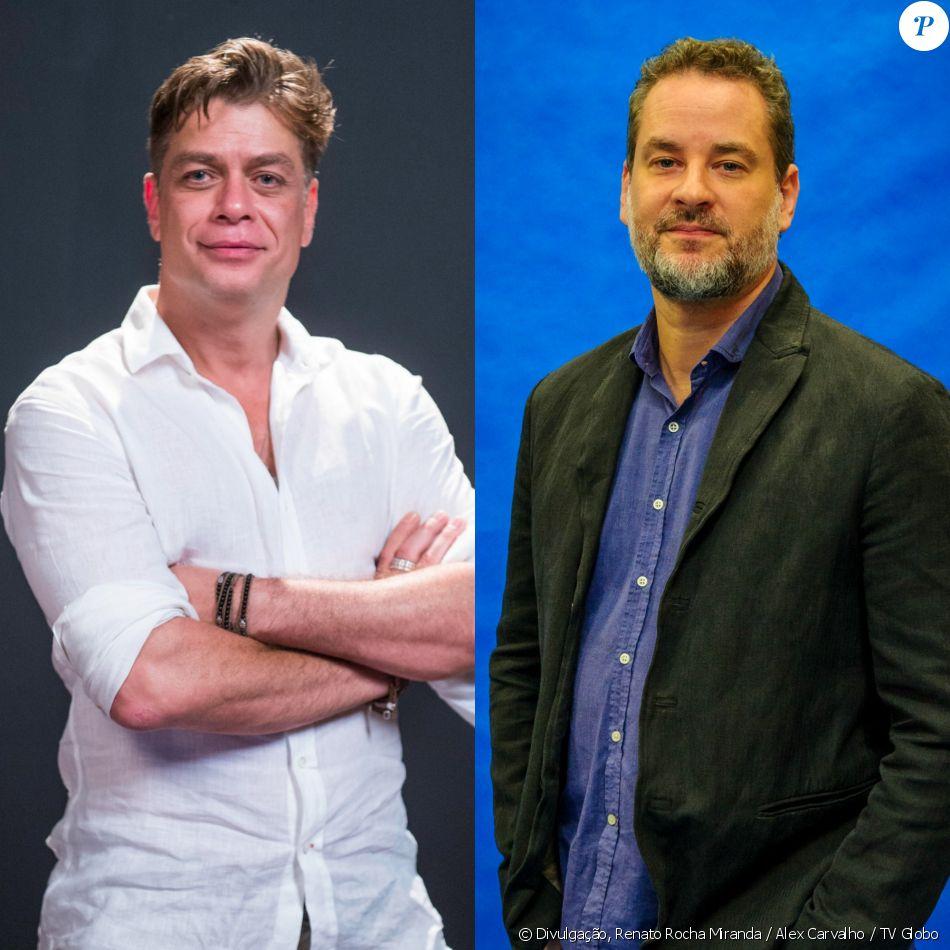 Fabio Assunção será substituido por Dan Stulbach na novela 'À Flor da Pele', que estreia em abril de 2017