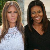 Melania Trump é rejeitada por estilista de Michelle Obama: 'Não vou vesti-la'