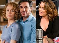 'A Lei do Amor': Vitória vai morar com Augusto e Beth, mulher dele, reaparece