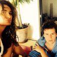 Lea Michele se diverte no México como melhor amigo, Jonathan Groff