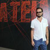 Paulinho Vilhena divulga série 'A teia' e fala sobre separação: 'Tudo verdade'
