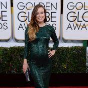 Drew Barrymore e Olivia Wilde, grávidas, exibem barrigas no Globo de Ouro 2014