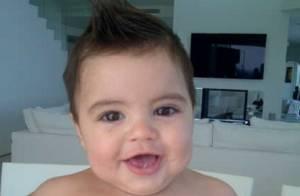 Milan, o filho de Shakira e Gerard Piqué, completa 1 ano viajando pelo mundo