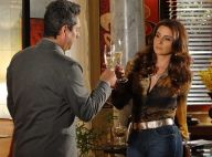 'Salve Jorge': depois de bomba, Helô (Antonelli) beija Stenio (Alexandre Nero)