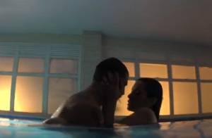 Cleo Pires sobre cenas de sexo em 'O Caçador': 'Cauã Reymond é muito disponível'