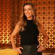 Mônica Martelli também segue ao lado de Astrid Fontenelle e agora, de Taís Araújo, no 'Saia Justa', do canal a cabo GNT