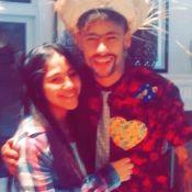 Prima de Neymar admite mal-estar com Bruna Marquezine, mas nega post: 'Hackeada'