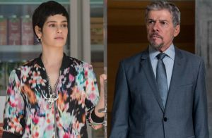 'A Lei do Amor': Flávia diz a Tião ser sua filha para ajudar mãe e é rejeitada