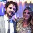 Rafa Brites, mulher de Felipe Andreoli, está na reta final da gravidez