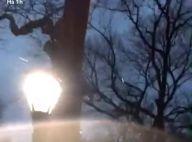 Larissa Manoela se empolga ao ver neve em Nova York: 'Coisa mais linda'. Vídeo!
