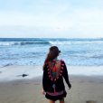 Marina Ruy Barbosa está curtindo as praias de Fernando de Noronha