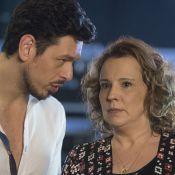Novela 'Rock Story': Lázaro propõe falso sequestro a Néia para impedir casamento