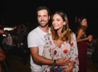 Carol Celico curte última festa em Trancoso com o namorado, Eduardo Scarpa. Foto