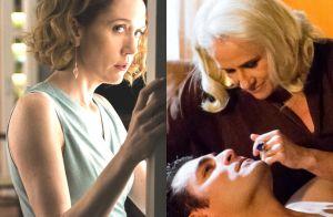 Novela 'A Lei do Amor': Vitória vê Ciro e a mãe, Mág, transando e fica chocada
