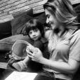 Záion com a irmã, Cleo Pires